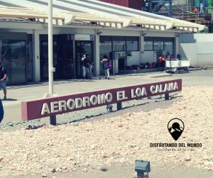 Aeropuerto El Loa - Calama - San Pedro de Atacama