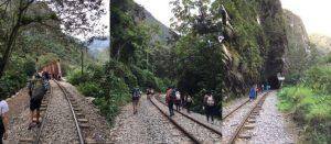 Camino a Machupichu