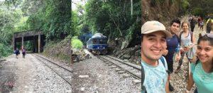 Camino a Machu Pichu