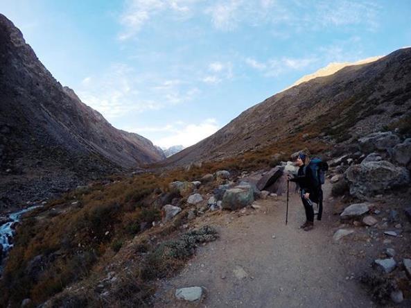 El peso de tu mochila para un Trekking mejor