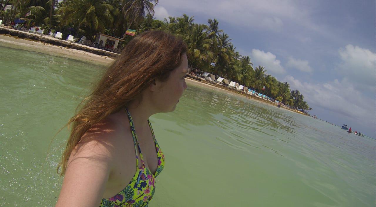 Isla de San Andrés y Cartagena de India